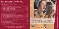 Die Briefe der Barbara Gonzaga - Staatliche Hochschule für Musik ...