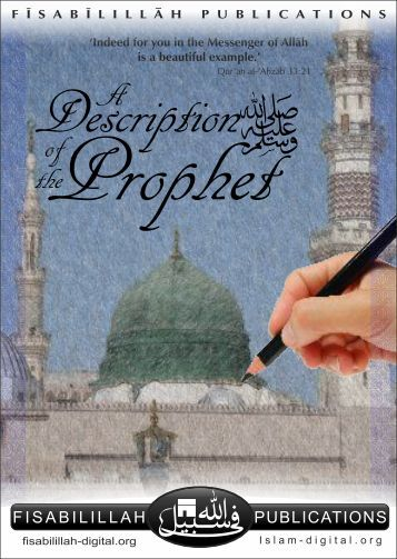 A Description of the Prophet