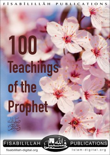 100 Teachings of the Prophet