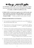 Ramadan Guide - Page 5