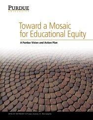 Toward a Mosaic for Educational Equity - Purdue University