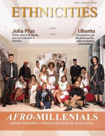 Volumen 12 - Ethnicities Magazine - Junio 2017