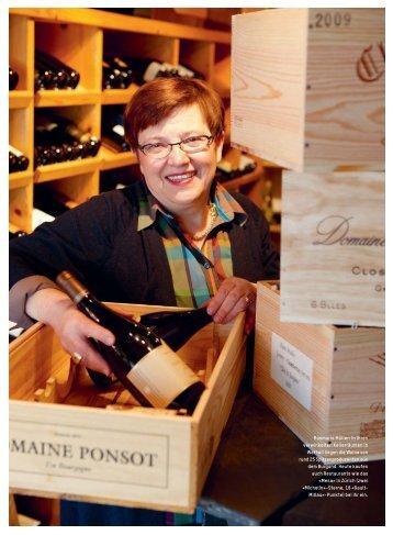 Das Burgund ist meine zweite Heimat - Müller-Weine