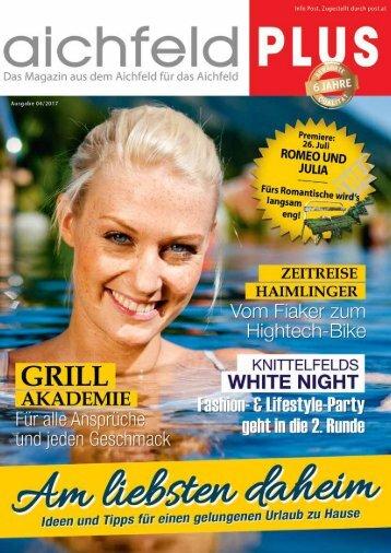 Aichfeld Plus Juni 2017