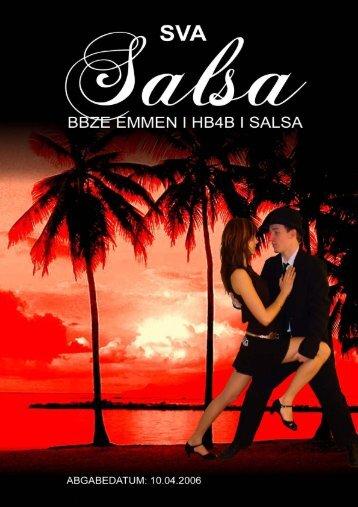 Ganzseitiges Foto - Salsa Magica