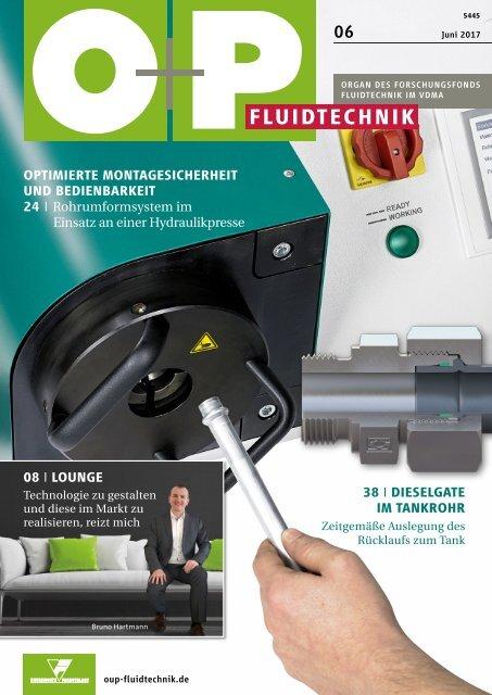 O+P Fluidtechnik 6/2017