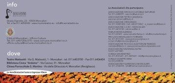 libretto 21x10 stag. musicale 2012:Layout 1 - scuola civica musicale ...