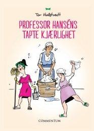 Professor Hanséns tapte kjærlighet - leseprøve
