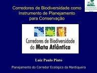 Corredores de Biodiversidade como Instrumento de ... - Valor Natural