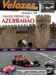 Velozes - R8 Azerbaijão