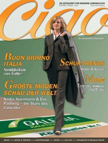 Buon giorno Italia - Ciao – Verlag