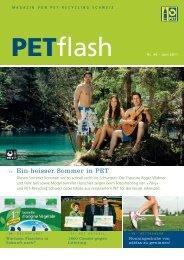 PETflash - Pet Recycling