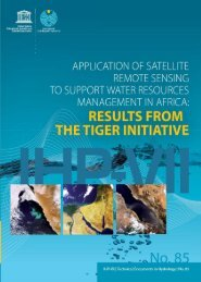 Application of satellite remote sensing to ... - unesdoc - Unesco