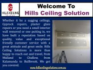Water Damaged Repairs in Mundaring WA