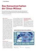 Konsumverhalten der Sinus-Milieus - Seite 2
