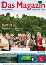 Steiermark Mitte Deutschfeistritz kocht - DAS MAGAZIN Steiermark ...