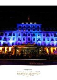 Mode ab Grösse 42 - Hotel Schweizerhof Luzern