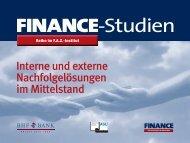 Studie externe und interne Unternehmensnachfolge (PDF-Version ...