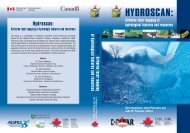 Hydroscan Papers 1-90.qxd - Canadian Water Resources Association