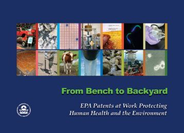 FTTA Patent Catalog (PDF) - US Environmental Protection Agency