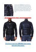 Moncler down jacket best buy offer today - Page 4