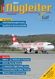 W ir stellen vor: - Deutscher Fluglärmdienst eV