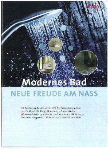 BAUIDEE Spezial: Modernes Bad   SHK