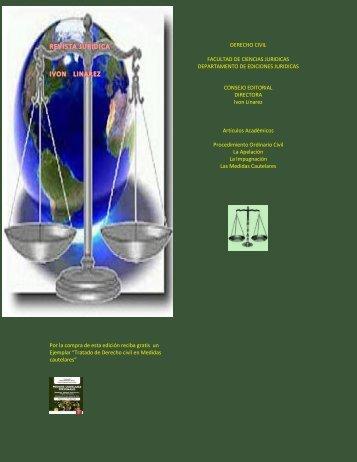 Revista Procedimiento Civil Ordinarioen primera instancia