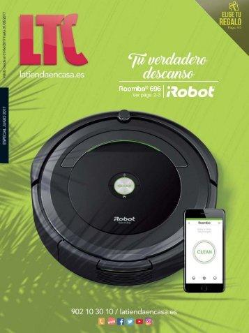 Catálogo LTC latiendaencasa.es hasta 31 de Agosto 2017