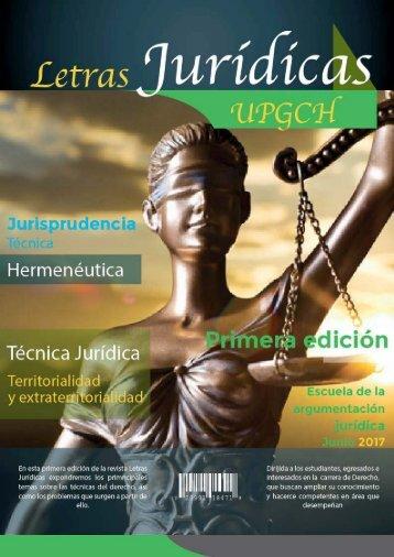 Letras Jurídicas