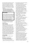 Sony BDP-S490 - BDP-S490 Mode d'emploi Serbe - Page 5