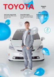 Magazin 2012 - Toyota Schweiz