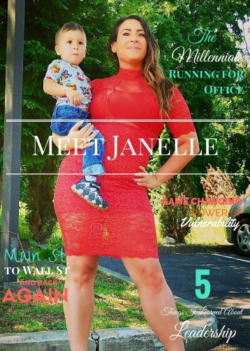 Meet Janelle Magazine