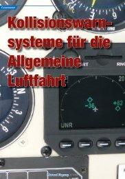Kollisionswarnsysteme für die Allgemeine Luftfahrt (PDF 5.0 ... - Flarm