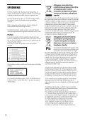 Sony BDP-S6200 - BDP-S6200 Simple Manual Serbe - Page 2