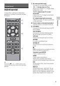 Sony BDP-S6200 - BDP-S6200 Simple Manual Serbe - Page 5