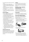 Sony BDP-S6200 - BDP-S6200  Serbe - Page 4