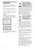 Sony BDP-S6200 - BDP-S6200 Simple Manual Hongrois - Page 2