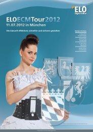 Anmeldung ELO ECM Fachkongress Süd 11.07.2012 - SoftMate