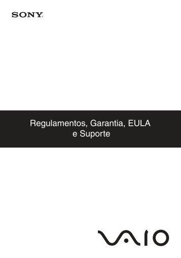 Sony VGN-Z46XRN - VGN-Z46XRN Documents de garantie Portugais