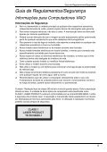 Sony VGN-Z46XRN - VGN-Z46XRN Documents de garantie Portugais - Page 5