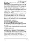 Sony VGN-Z46XRN - VGN-Z46XRN Documents de garantie Portugais - Page 7