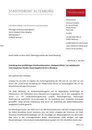 Schreiben LVwA 2012-07-04 - Stadtforum Altenburg