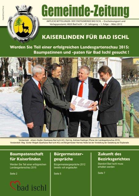 März 2012 - Stadtgemeinde Bad Ischl - Land Oberösterreich