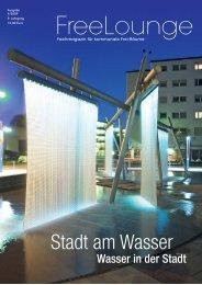 Stadt am Wasser - Freizeit und Spiel