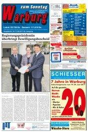 Warburg zum Sonntag 2017 KW 24