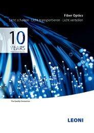 deutsch - LEONI Business Unit Fiber Optics