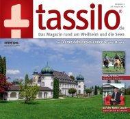 Tassilo, Ausgabe Juli/August 2017 - Das Magazin rund um Weilheim und die Seen