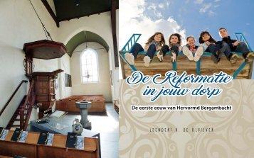 De Reformatie in jouw dorp