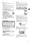 Sony KDL-48R555C - KDL-48R555C Mode d'emploi Serbe - Page 3